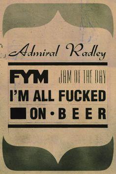 ADMIRAL RADLEY