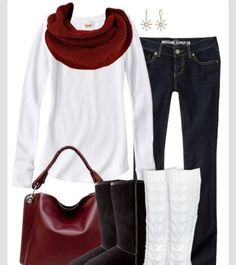 DID YOU KNOW Cute Winter Outfit!!