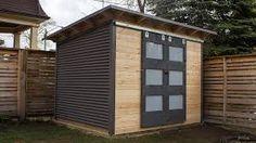 Image result for modern shed