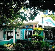 The Destin Lighthouse Restaurant in Destin Florida OMG! We were just walking down the street and found this treasure. It was delicious and some of the best service we've ever had!