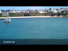 Places to see in ( Audierne - France )  Audierne is a commune in the Finistère department of Brittany in northwestern France. On 1 January 2016 the former commune of Esquibien merged into Audierne.  Audierne  lies on a peninsula at the mouth of the Goyen river and for centuries was a fishing village with a wide sandy beach. Visitors can take a boat from Audierne's port of Esquibien to the Île de Sein. The harbour formerly important to the local fishing industry is now essentially a yacht…