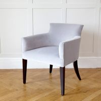 Don't just eat, dine. Don't just sit, relax. Don't just host, entertain. Exclusively designed for Sweetpea & Willow this dining chair is the piece that will take your space from mediocre to marvellous in seconds. Feel regal against the short back frame. Choose from your favourite fabric below and get ordering. Currently in our showroom, so why not pop in and see what everyone's been raving about for yourself.