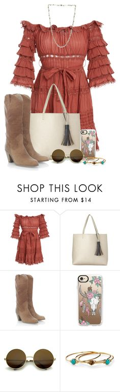 """""""Country Concert Series"""" by colierollers ❤ liked on Polyvore featuring Zimmermann, John Lewis, Jigsaw, Casetify, Rebecca Minkoff, Natalie B and country"""