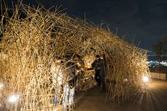 yoshi bar by naoya matsumoto at the seian university of arts and design in otsu, shiga, japan