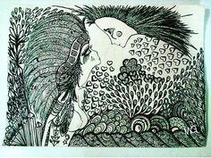Distancia - Serie Luna Roja \Sketch final  #redmoon #serie #luna #ilustracion #drawings #art #conceptual #amor #love #amore #amour #drawn #preview #secuencia #art #dibujoalapiz #dibujo @arcadiawall #illustration #sansalvador #elsalvador