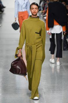 Eudon Choi Fall 2017 Ready-to-Wear Fashion Show