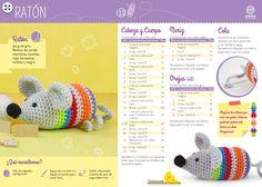 Patrones de amigurumis gratis paso a paso Filet Crochet, Crochet Motif, Diy Crochet, Crochet Baby, Crochet Doll Pattern, Crochet Patterns Amigurumi, Amigurumi Doll, Knitted Dolls, Crochet Dolls