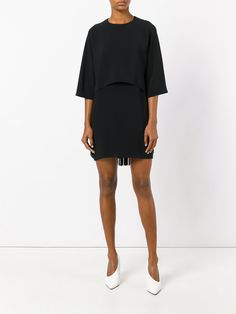 Stella McCartney Georgia fringe dress