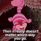 "Cheshire Cat from Alice in Wonderland (1951) ;; ""Why, she simply said that you're a fat, pompous, bad..."