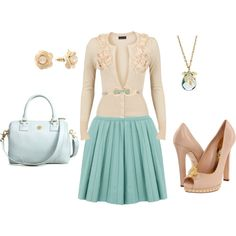 Dainty, created by jbon on Polyvore