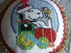 Snoopy, Woodstock & Train
