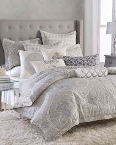 Nina Campbell Stein Mart Exclusively Ours - Khitan Five-Piece Comforter Collection, Main View