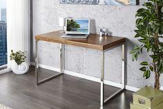 Luxusní psací stolek z masivu SHINE.