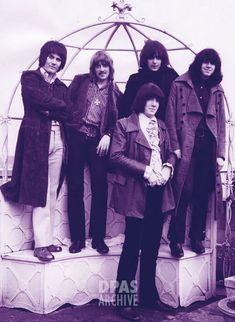 Deep Purple  January 1969