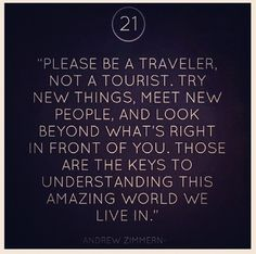 Travel and LIVE