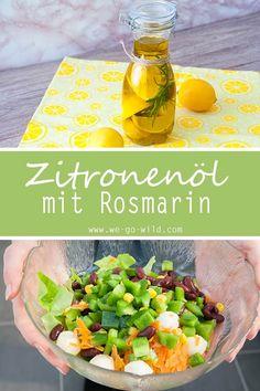 Anleitung zum Zitronenöl selber machen Kefir Recipes, Pet Water Fountain, Cantaloupe, Easy Meals, Goodies, Low Carb, Keto, Homemade, Vegan