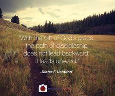 Pres. Dieter F. Uchtdorf | LDS Quotes | Pinterest | General ...