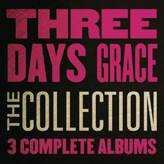 The Collection by Three Days Grace in the Microsoft Store
