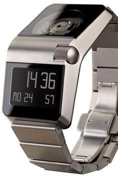 VENTURA SPARC MGS - World's First True Mechanical Automatic Digital Watch