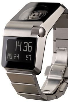 VENTURA SPARC MGS - World's First True Mechanical Automatic Digital Watch