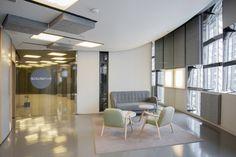 13 AGBAR 700x466 Agbars Barcelona Corporate Cafeteria / INDAStudio
