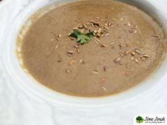 Teplá, hustá polévka je v tomto počasí přímo balzám do břicha a navíc i nutnost…