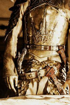 my armor...
