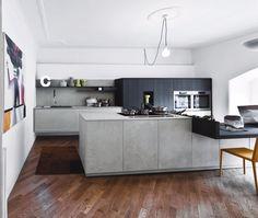 designer kuche kalea cesar arredamenti harmonischen farbtonen, 19 best kalea images on pinterest | modern kitchens, kitchen dining, Design ideen