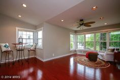 1622 Shore Dr, Edgewater, MD 21037 is For Sale - Sunroom