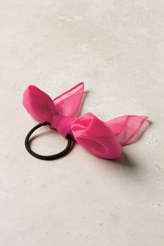 Easy diy hair bow