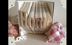 Book folding patterns and more