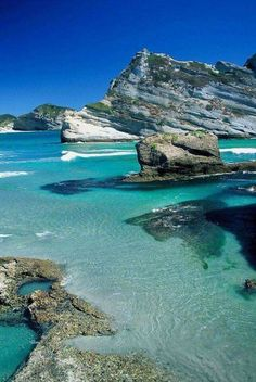 Golden Bay, New Zealand.