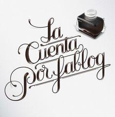 Awesome Typographic Work by Daimu | Abduzeedo Design Inspiration & Tutorials