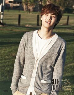 Kang Min Hyuk #CNBLUE - BLUE TRAVEL Come visit kpopcity.net for the largest discount fashion store in the world!!