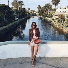 Yesterday in Venice Beach.