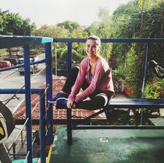 Yassi pressman - (workout) Yassi Pressman, Outdoor Furniture, Outdoor Decor, Role Models, Girlfriends, Workout, People, Inspiration, Home Decor