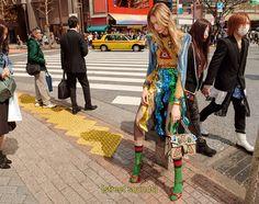 画像: 2/6【【動画】東京で撮影「グッチ」が最新ヴィジュアル公開、デコトラやスクランブル交差点など登場】