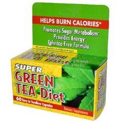 Nature's Bounty Super Green Tea Diet Buy Online at Best Price in India: BigChemist.com