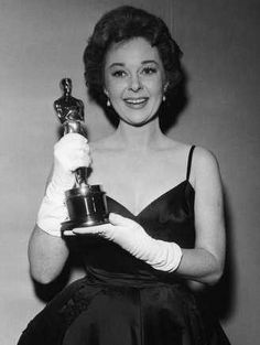 "1959 Oscars: Susan Hayward, Best Actress 1958 for ""I Want to Live!"""