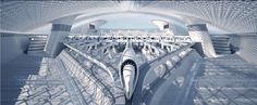RB Systemswhich was a finalist in the SpaceX Hyperloop One Pod Competitionhas released a speculative design vision for a Hyperloop station and passenger pod.