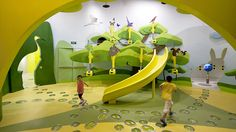 Children's Science Park in Shanghai - Projects - iart.ch