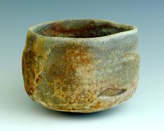 Wood-fired Tea Bowl by Marc Lancet