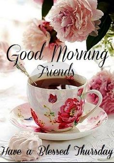Good Morning Friends,~