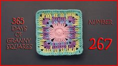365 Days of Granny Squares Number 267