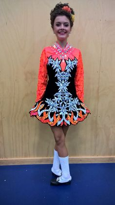 *Elevations**Irish Dance Solo Dress Costume*