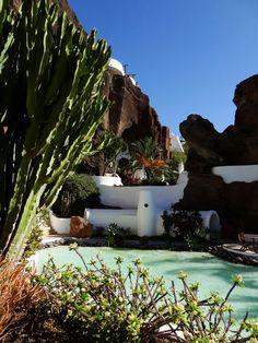 Villa Lagomar, Nazaret, Lanzarote, îles Canaries
