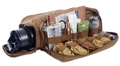 Advanced Survivor » ARK Evacuation Kit with Litter