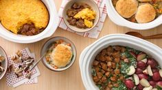 Curb your crock cravings with an entire months worth of our top slow-cooker recipes.