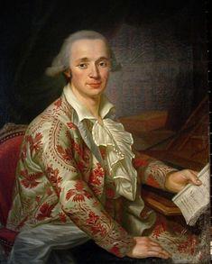Portrait de l'avocat F.L.H. Neel, 1790 by Alexandre Louis (1759-1827)