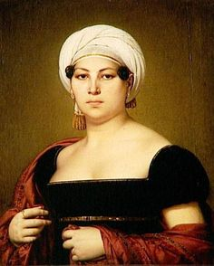 """Madame Granger, femme de l'artiste, par Jean-Pierre Granger (1779-1840)."""